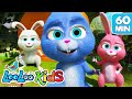 Download Sleeping Bunnies - Lovely Songs for Children | LooLoo Kids MP3 song and Music Video