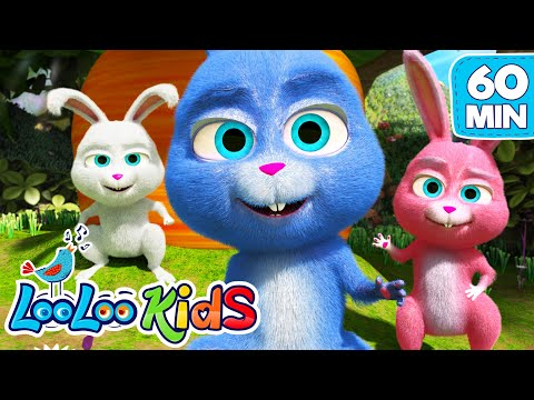 Sleeping Bunnies - Lovely Songs for Children | LooLoo Kids
