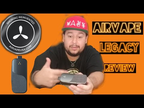 Airvape Legacy review