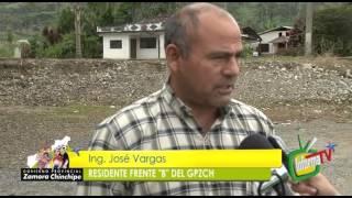 INFORMATV GOBIERNO PROVINCIAL DE ZAMORA CHINCHIPE 10 DE SEPTIEMBRE 2014