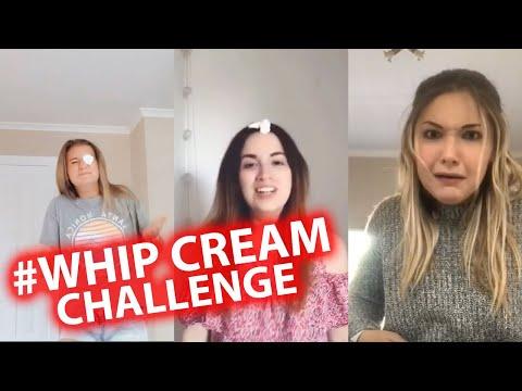 Buddha Ratt - Watch: Whip Cream Challenge