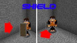 MCPE 1.1/0.18.0 SHIELD Concept (Gameplay) Trailer + APK DOWNLOAD