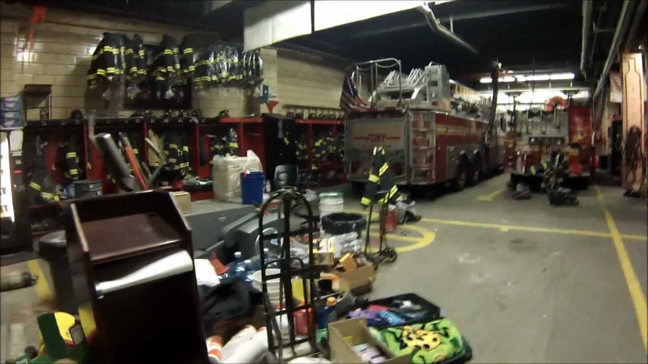 Inside Fdny Engine 54 Ladder 4 Amp Battalion 9 Quot The Pride Of