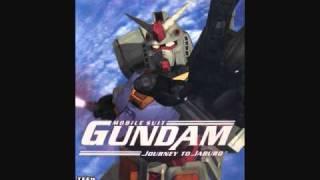 Mobile Suit Gundam Journey To Jaburo BGM Track 06