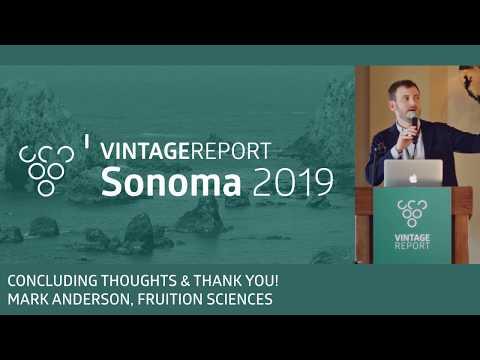 2019 Sonoma Vintage Report - Mark Anderson - Conclusion