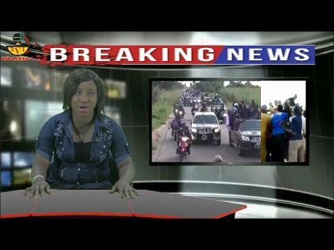 Breaking News!!! Drama As Boko Haram Return Abducted School Girls thumbnail