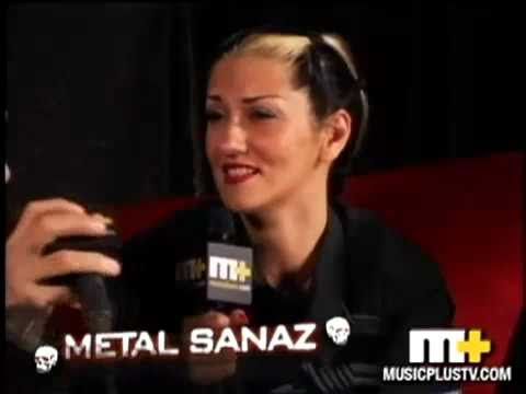 Metal Sanaz Interviews NeedleMouth.mp4