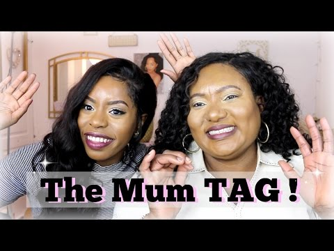 The MUM TAG ! | (FUNNY AFRICAN MUMS)