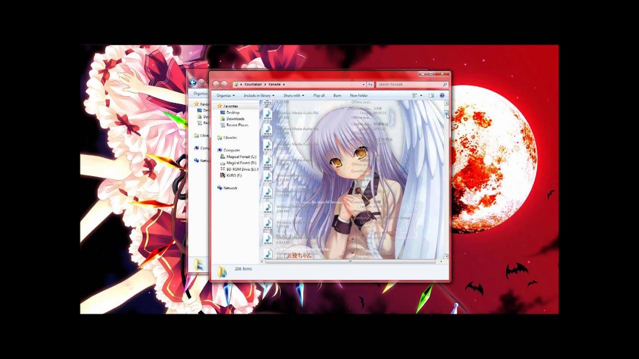 Windows 7 background image wont change - How To Change Folder Background In Windows 7 And Troubleshoot