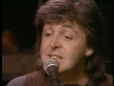Paul McCartney - Fool On The Hill Live
