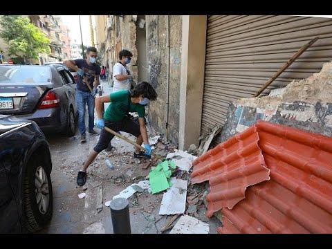 بالفيديو  شبان وشابات يتطوعون لتنظيف بيروت ومواساة أهلها في غياب الدولة  - نشر قبل 8 ساعة