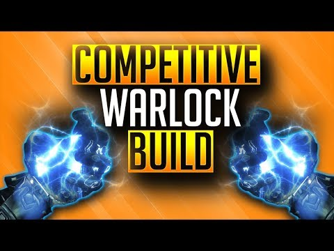 Destiny 2 Shadowkeep: Competitive Warlock Build | Reach 2,100/5,500!