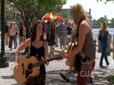 Haley's singin'