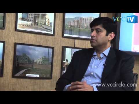 VCCircle - Mr. Om Chaudhry, Founder & CEO, FIRE Capital Fund Pvt. Ltd. (A RE Centric PE Fund)