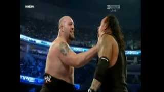Undertaker vs Big Show vs Chris Jericho survivor series 2009.HQ