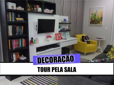 Tour Pela Minha Sala / Living Room Tour Part 79