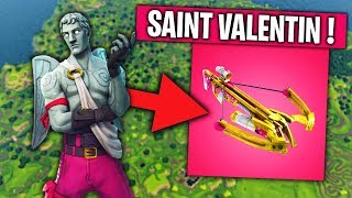 NEW ARME and NEW SKINS on Fortnite: Battle Royale! (VALENTINE'S DAY!)