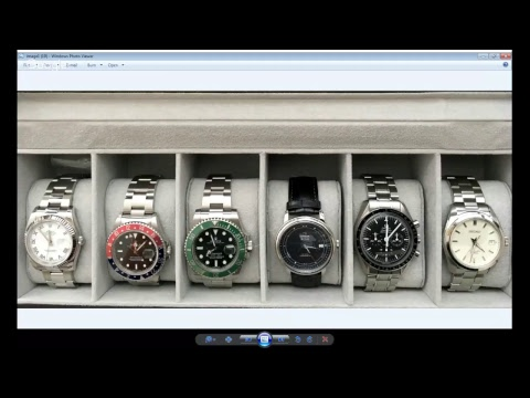 PAID WATCH REVIEWS WITH CLYVE - Rolex hard working fan boy