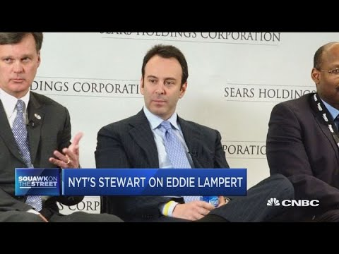 NYT's Jim Stewart on his interview with former Sears CEO Eddie Lampert