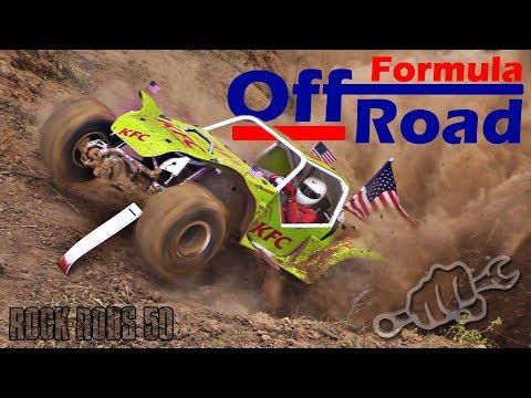 Formula Offroad USA 2017 - Rock Rods Episode 50