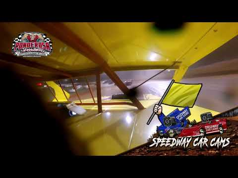 #22 Brian Nantz - Open Wheel - 8-2-19 Ponderosa Speedway - In-Car Camera