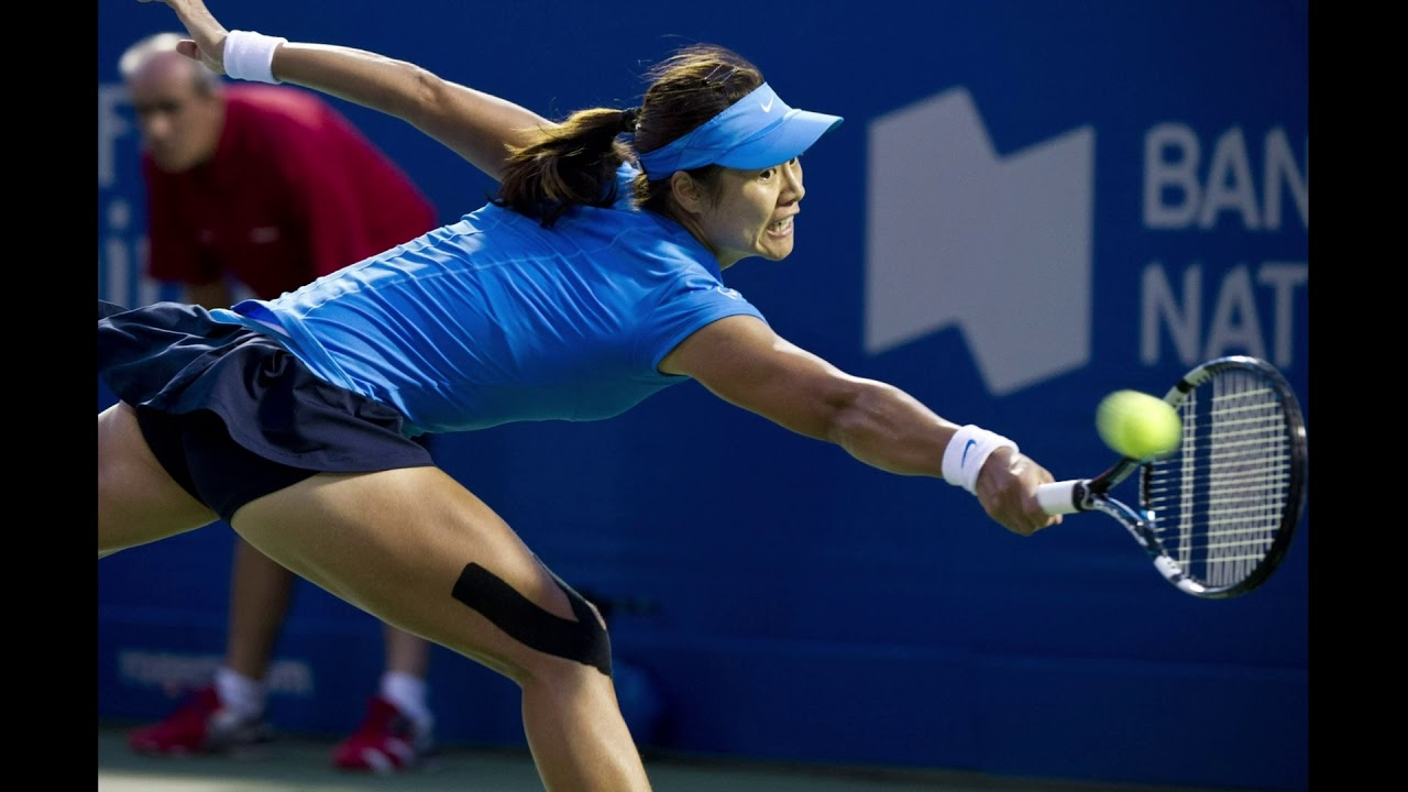 Li Na Hot Tennis Star In China