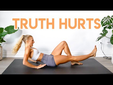 Chris Davis - Epic Ab Workout to Lizzo's 'Truth Hurts'