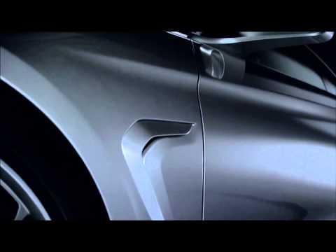 BMW Concept 4 Series Coupé.