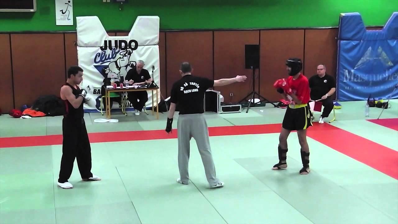Sport de combat arras