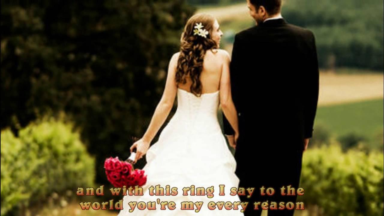 Beautiful in white dress lyrics