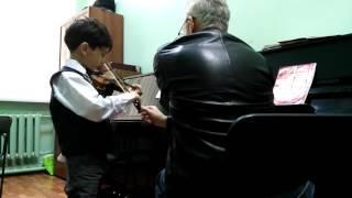 Уроки в музыкальной школе
