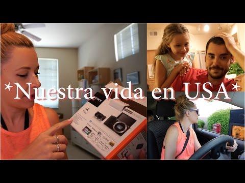 NUEVA CÁMARA, SONY ALPHA A5100! (10/07/15) | Vlogs diarios