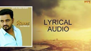 Raaz (Lyrical Audio) Masha Ali | Punjabi Lyrical Audio 2017 | White Hill Music
