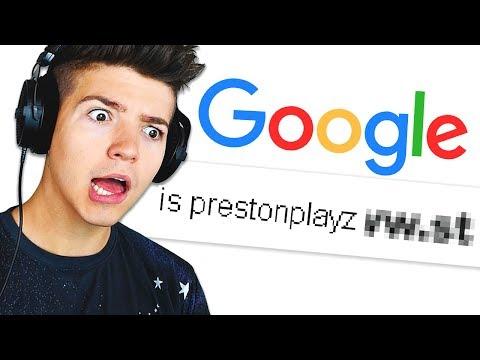 why did I Google myself...