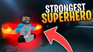 *NEW UPDATE* SECRET TRAINING ROOM in SUPER POWER TRAINING SIMULATOR! (Roblox)