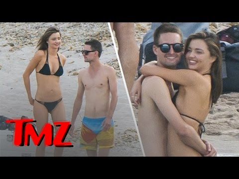 Miranda Kerr And Evan Spiegel Have The Same… Body Type?  TMZ