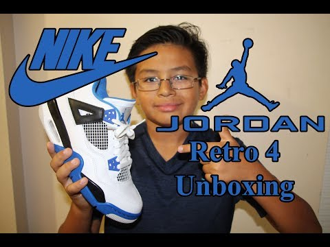 unboxing-of-nike-jordan-retro-4---white---game-royal---black