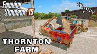 Let's Play Farming Simulator 2015   Thornton Farm   Episode 4