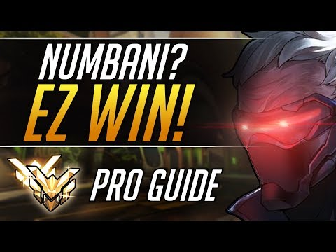 CARRY as SOLDIER 76 on THIS MAP - Pro Gameplay Tips | Overwatch Guide thumbnail