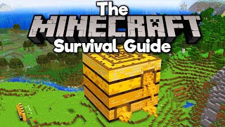 Massive Tileable Honey Farm! ▫ The Minecraft Survival Guide (Tutorial Let's Play) [Part 273]