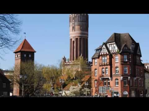 LUNEBURG GERMANY with Sarah April 2016