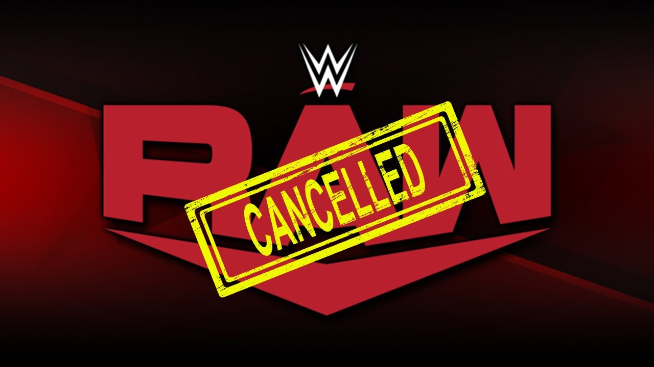 WWE Needs To Cancel RAW in 2021...its so bad