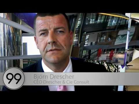 Björn Drescher (Drescher & Cie Consult): 99 seconds for the future of green money