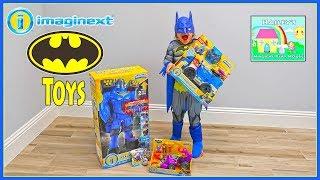 Giant Batman Batbot Xtreme Superhero Surprise Toys!