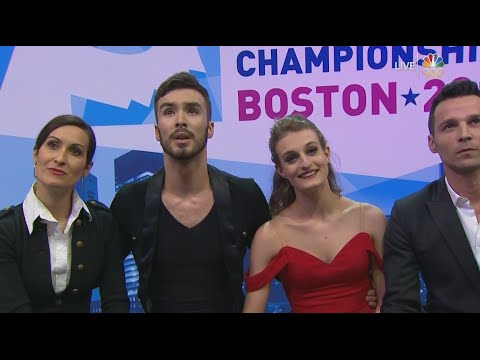 2016 Worlds - Ice Dance SD Groups 5&6 NBCSN
