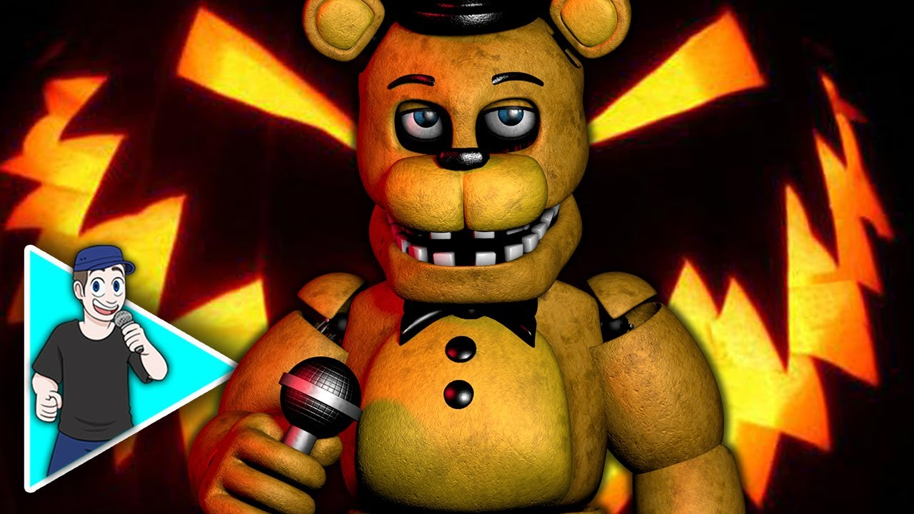 Nights at freddy s song quot halloween at freddy s quot lyrics youtube