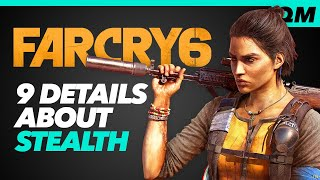 Far Cry 6 Gameplay - 9 Cool Details About Stealth