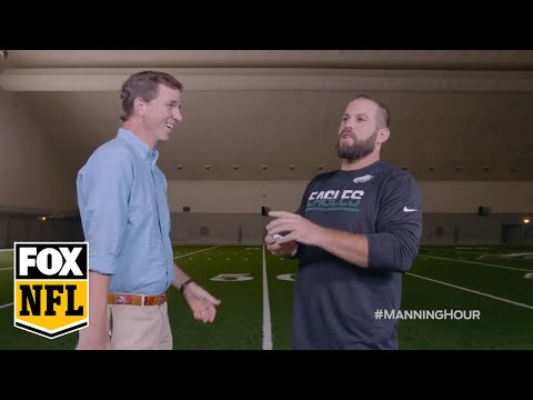 Cooper Manning with Jon Dorenbos is pure magic | FOX NFL KICKOFF #MANNINGHOUR