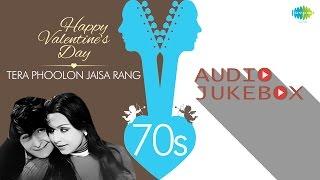 Valentine's Day Special 2015 | Tera Phoolon Jaisa Rang | Audio Jukebox | Love Songs Collection