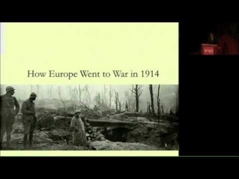 "Christopher Clark, ""How Europe Went to War in 1914"""